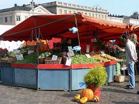 Market Square - Attractions/Entertainment - Kauppatori, FI