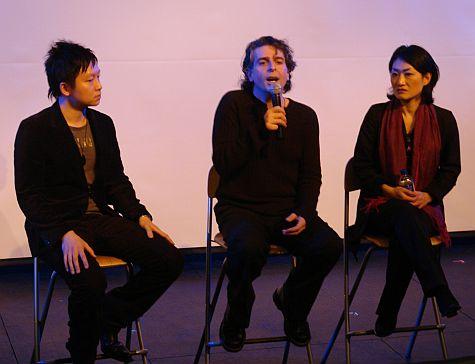 Simon Wong, Jerry Cicorritti, Jean Yoon