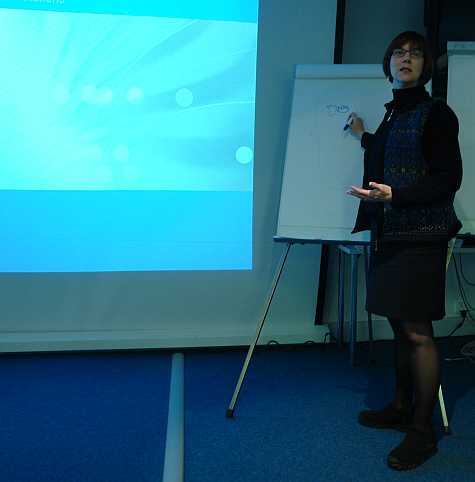 Haikko presentation