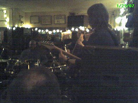 55 Bar, Mike Stern