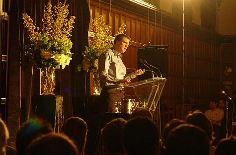 Hart House lecture, Darin Barney