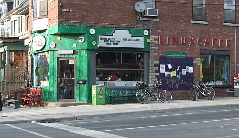 Linux Caffe