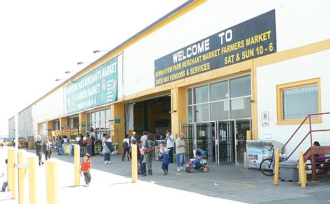 Downsview market