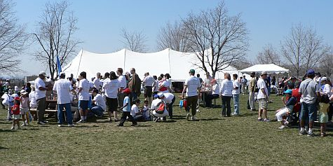 Downsview Park, Earth Day