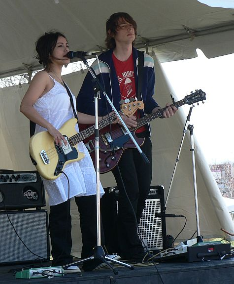 Emm Gryner with Jordan Kern, Earth Day