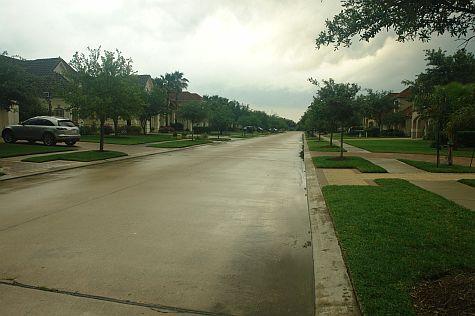 Subdivision street