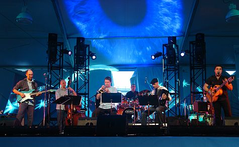 Sicilian Jazz Project, at Luminato