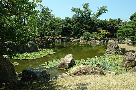 20070726_Nijo_garden_pond.jpg