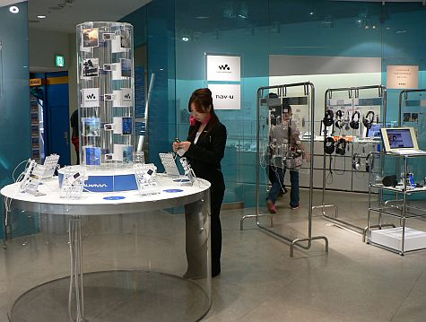 Sony corporation s internationalization reflection with ib