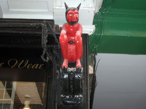 DI_20080910 110954 York Stonegate devil