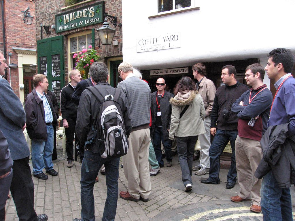 stonegate york uk video walk