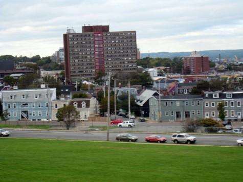 DI_20081001 150332 Halifax Citadel view ne