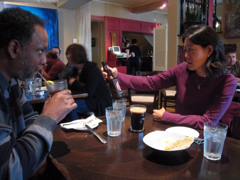 DI_20081003 120418 Fredericton TheBlueDoor lunch